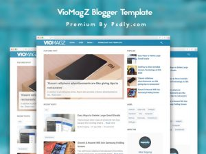 VioMagZ-Blogger-Template-Premium-Version-Free-Download-for-job-website